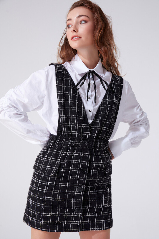 BERFUĞ KIRAN - PLUSH JEWELRY DRESS