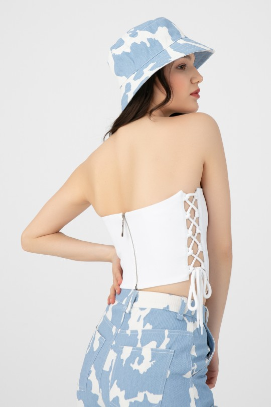 LINING SIDES BUSTIER
