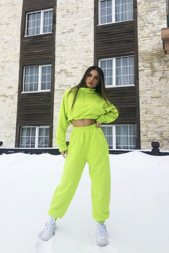 RUBBER ANKLE TRACKSUIT