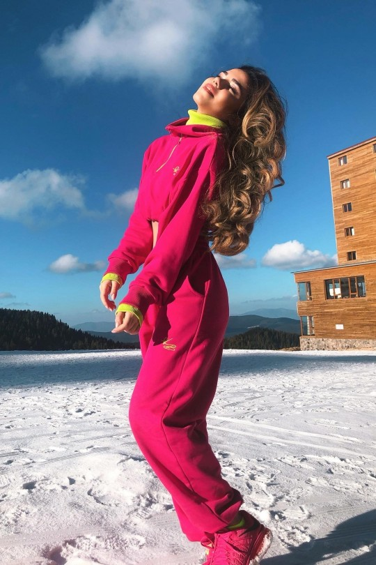RUBBERED ANKLE TRACKSUIT