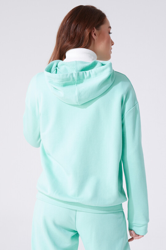 HOODED T-SHIRT - Thumbnail
